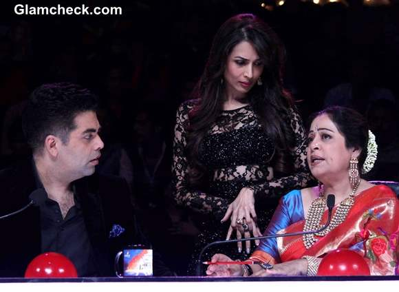 Malaika Arora Khan on Indias Got Talent