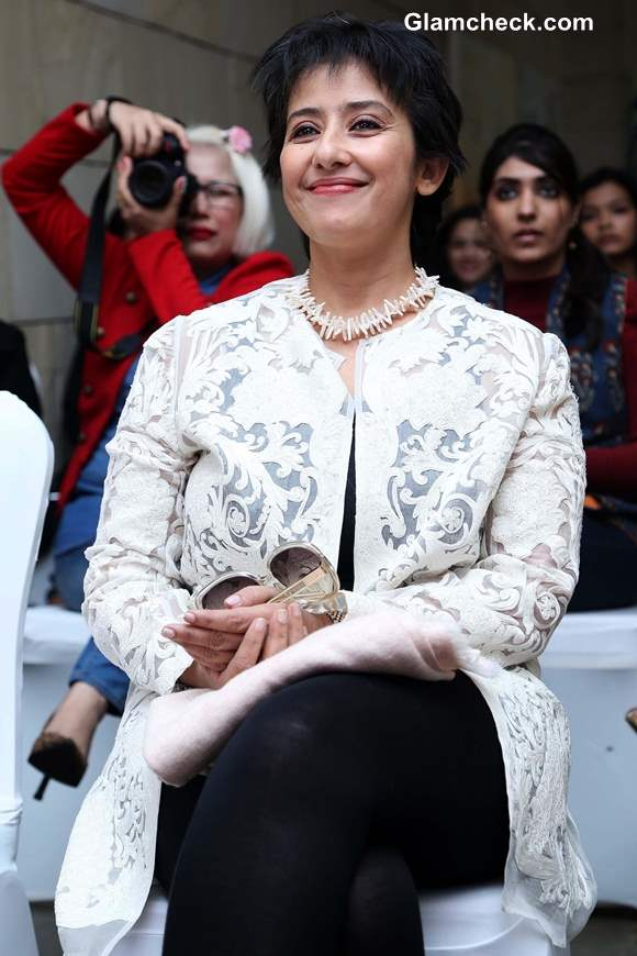 Manisha Koirala at Mastectomy Blouse Launch at Design One 2014