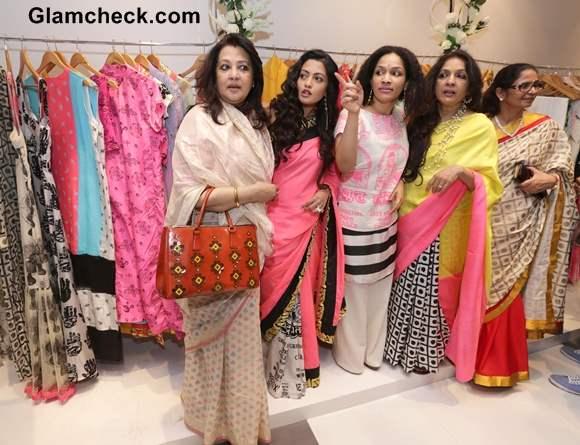 Masaba Gupta Launches MASABA Store in Kolkatta