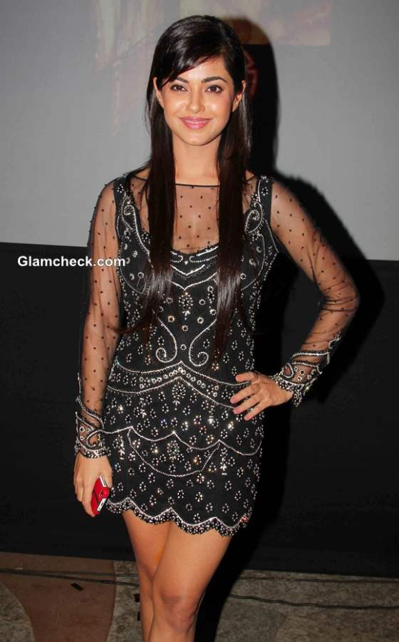 Meera Chopra 2014 at Gang of Ghosts Music Launch