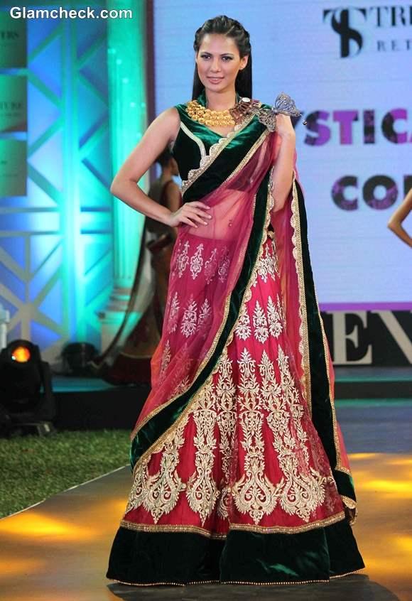 Miss India International in 2012 Rochelle Maria Rao