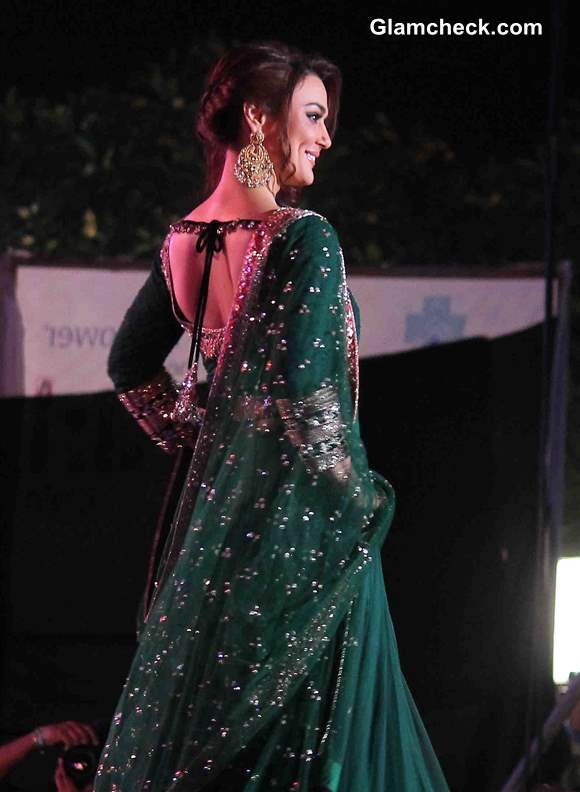 Preity Zinta 2014 at Save and Empower Girl Child Event