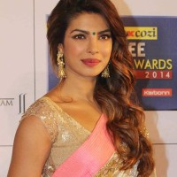 Priyanka Chopra 2014 at Zee Cine Awards 2014