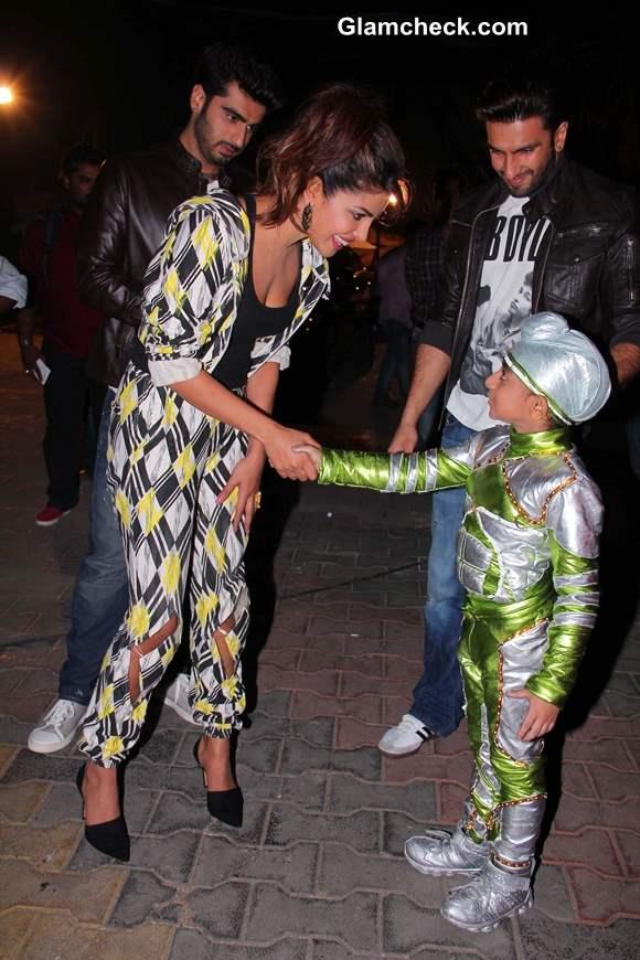 Priyanka Chopra Promotes Gunday on Boogie Woogie Kids Championship