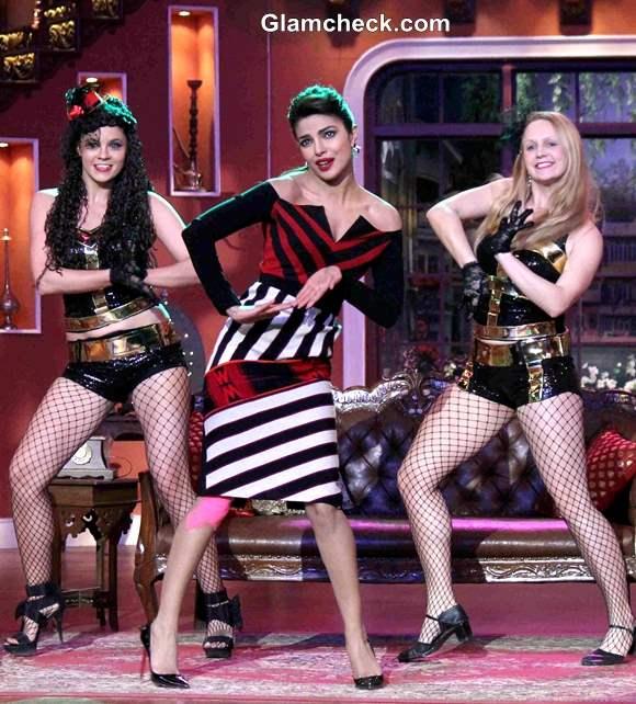 Priyanka Chopra on Comedy Nights with Kapil
