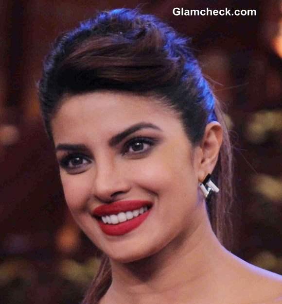 Priyanka Chopra smile 2014