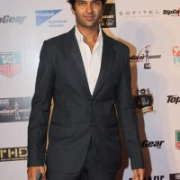 Purab Kohli 2014 at the 6th BBC Top Gear Awards