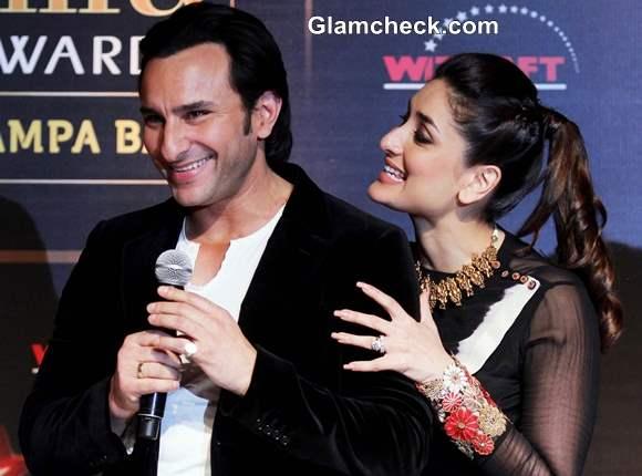 Saif Ali Khan and Kareena Kapoor 2014