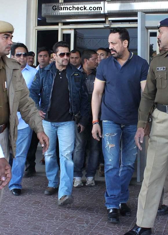 Salman Khan Appears in Jodhpur Court for Blackbuck Case Hearing