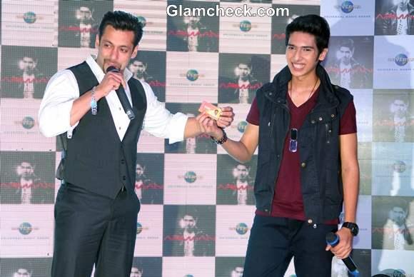 Salman Khan Launches Armaan Maliks Debut Album