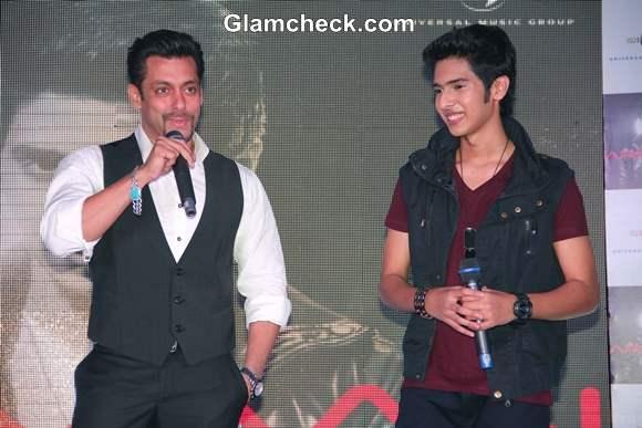 Salman Khan at Armaan Maliks Debut Album Launch