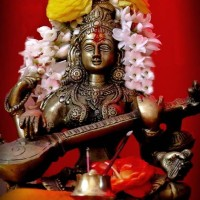 Saraswati Puja on Basant Panchami
