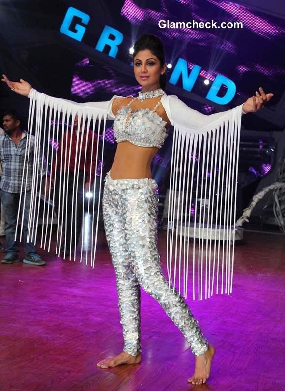 Shilpa Shetty Performance on Nach Baliye 6 Grand Finale