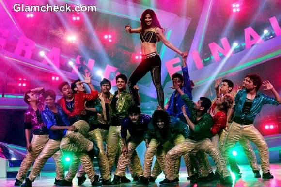 Shilpa Shetty at  Nach Baliye 6 Grand Finale 2014
