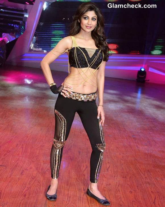 Shilpa Shetty at Nach Baliye 6 Grand Finale