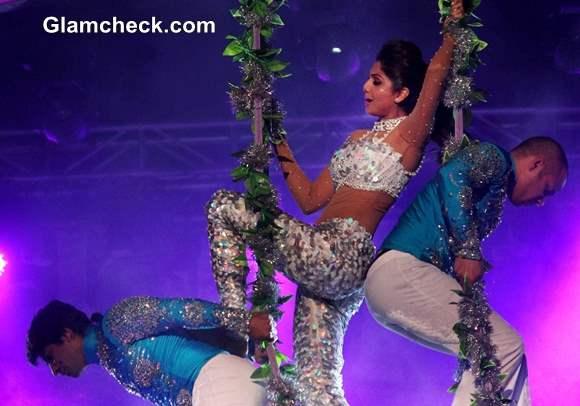 Shilpa Shetty dances on Nach Baliye 6 Grand Finale