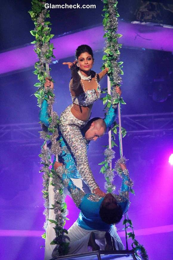 Shilpa Shetty on Nach Baliye 6 Grand Finale