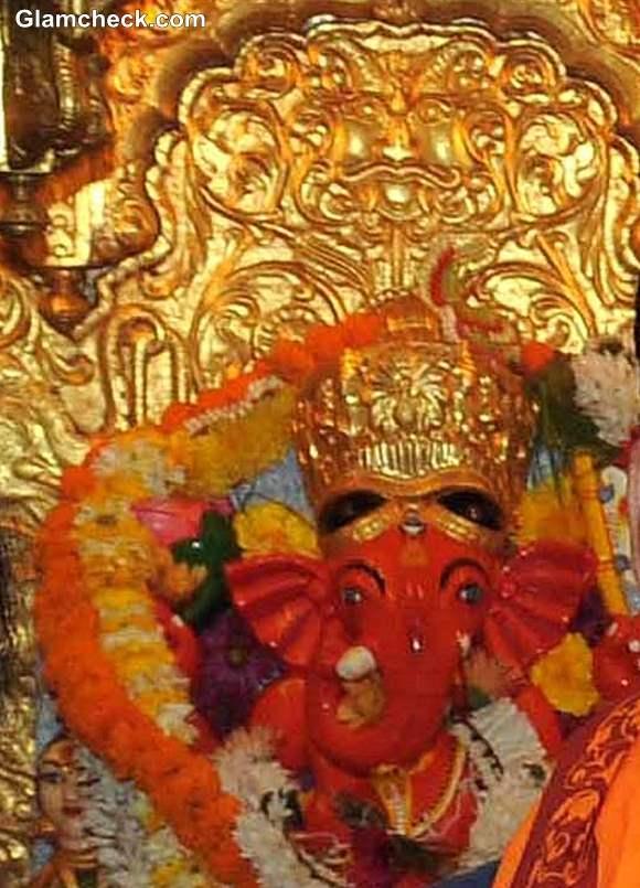 Siddhivinayak Temple in Mumbai