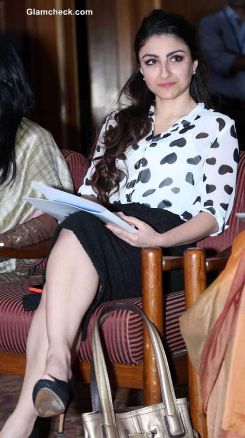 Soha Ali Khan 2014