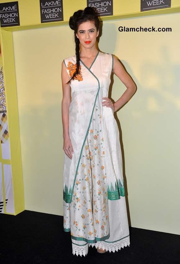 Sucheta Sharma 2014 Lakme Fashion Week Summer-Resort 2014 Press Meet