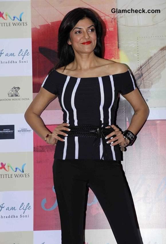 Sushmita Sen 2014 latest pics