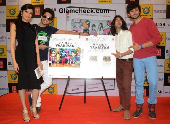 Team Yaariyan Reunites for DVD Launch