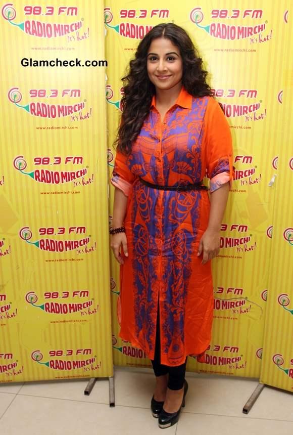 Vidya Balan 2014 in Shadi ke Side Effects