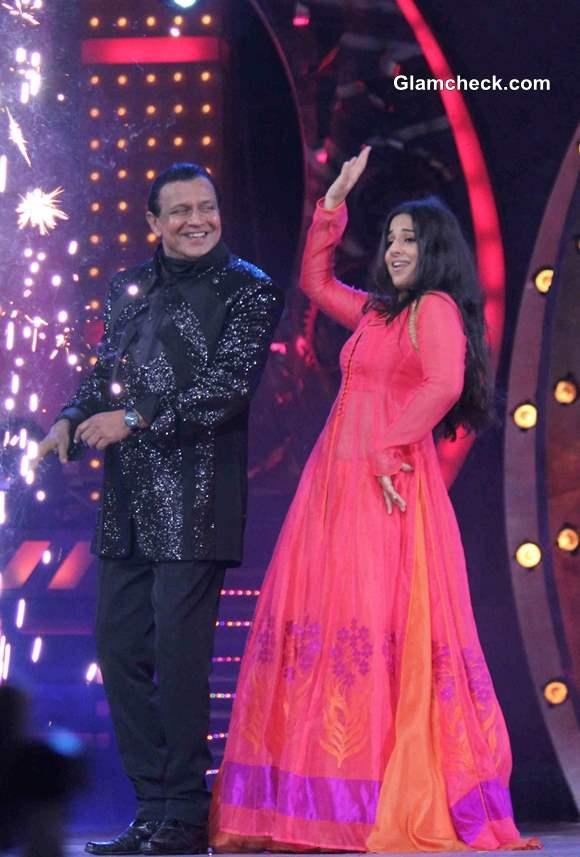 Vidya Balan on Dance India Dance Season 4 Finale
