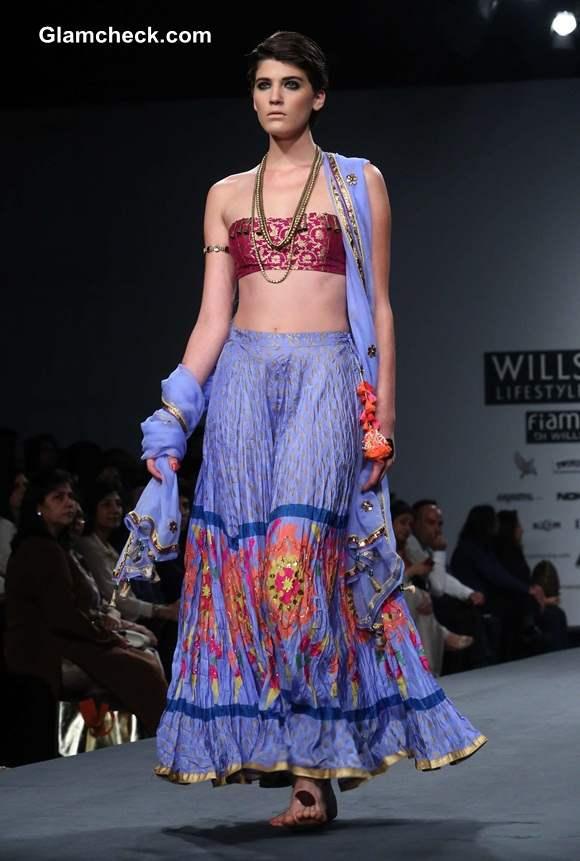 A-W 2014 WIFW Anupama Dayal Collection