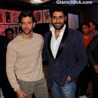 Abhishek Bachchan and Hrithik Roshan