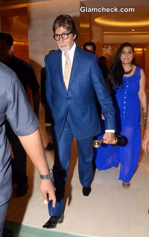 Amitabh Bachchan wins Indias Global Icon Award
