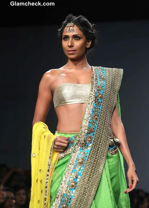 Anupama Dayal A-W 2014 WIFW