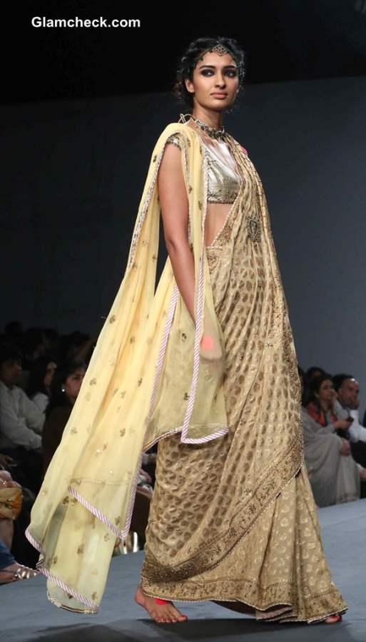 Anupama Dayal Collection A-W 2014 WIFW