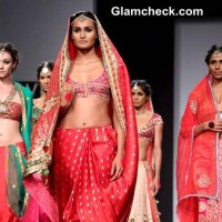 Anupama Dayal Displays Kama at Will Lifestyle fashion Week A-W 2014