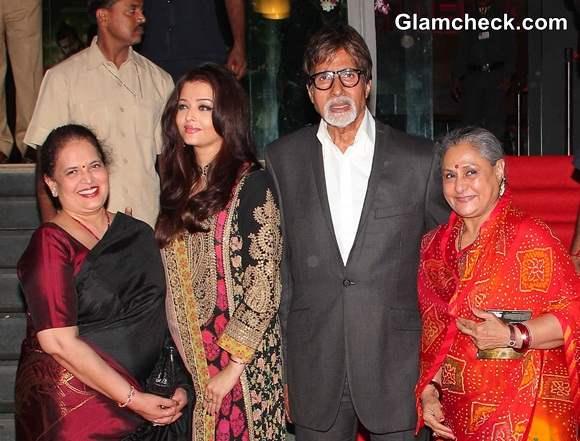 Bachchans at Kochadaiiyaan Trailer Launch