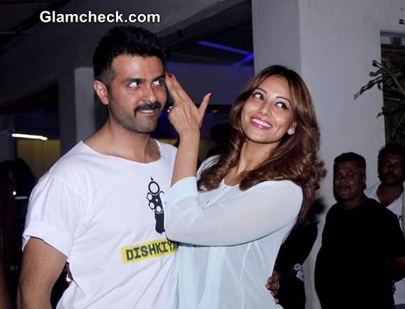 Bipasha Basu and Harman Baweja