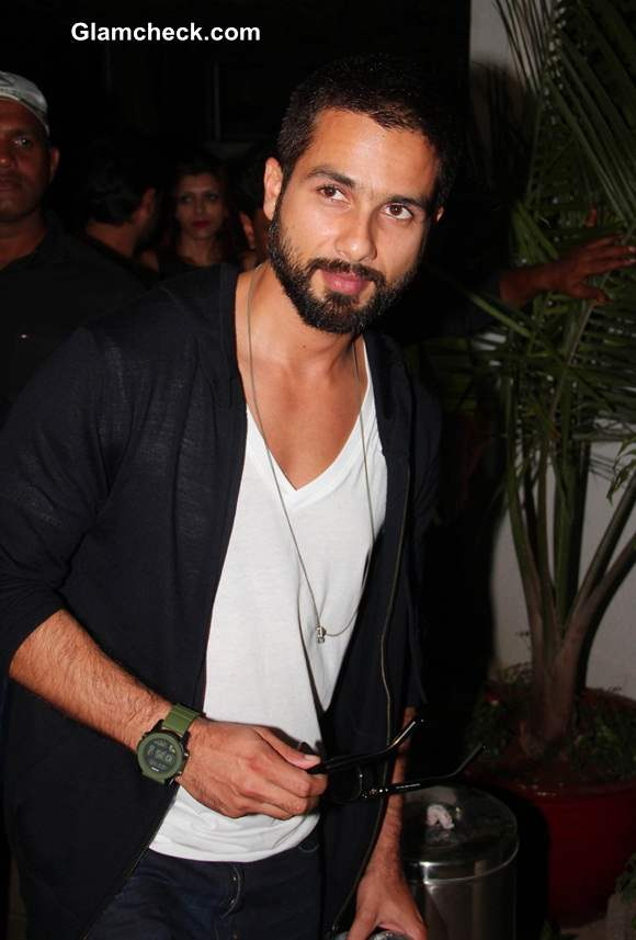 Check Out Shahid Kapoors New Look