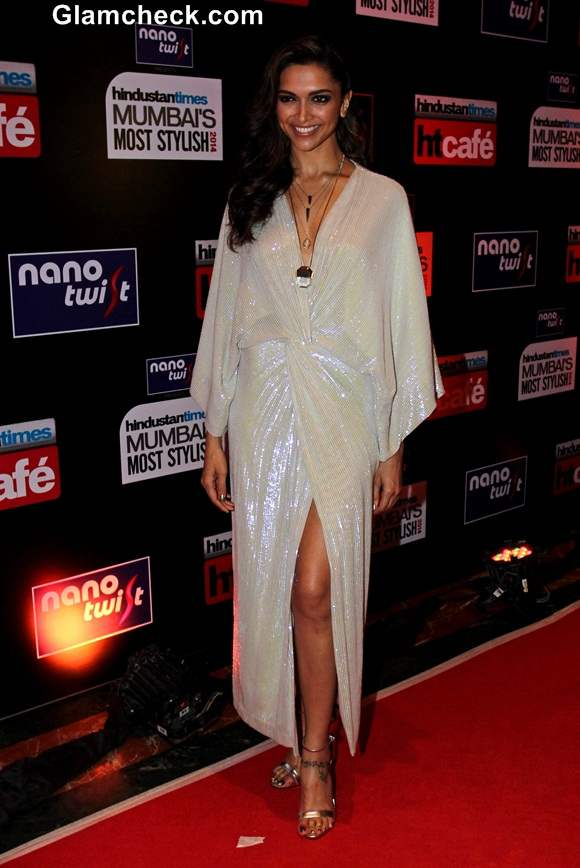 Deepika Padukone 2014 Hindustan Times Most Stylish Awards