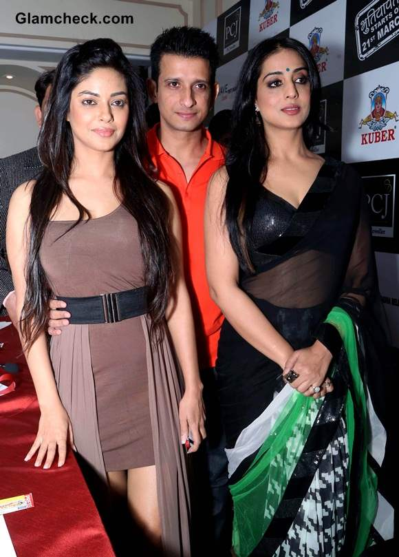 Gang of Ghosts Main Cast Promote Film in Delhi