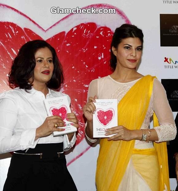 Jacqueline Fernandez at The Love Diet Book Launch pics