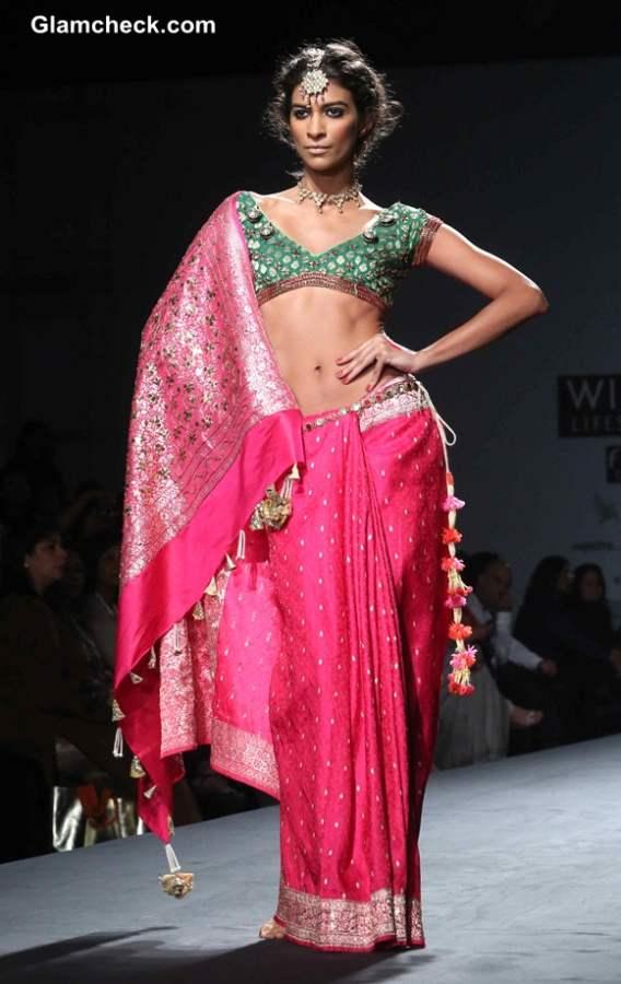 Kama by Anupama Dayal WIFW A-W 2014
