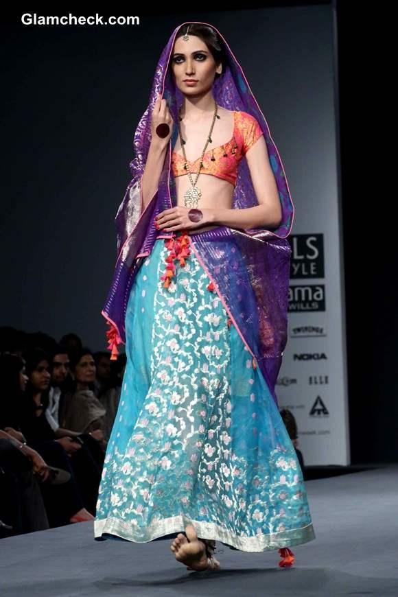 Kama by Anupama Dayal at WIFW A-W 2014