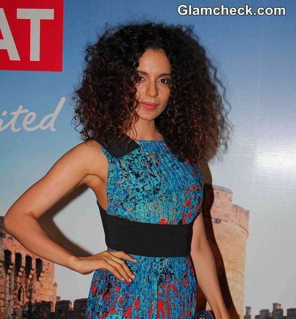 Kangana Ranaut 2014 at Bollywood in Britain App Launch