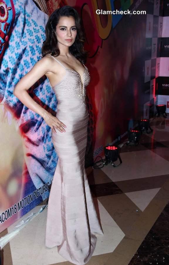 Kangana Ranaut 2014 at Queen Success Party