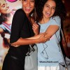 Kangana Ranaut and Lisa Haydon during the special screening of the film Queen