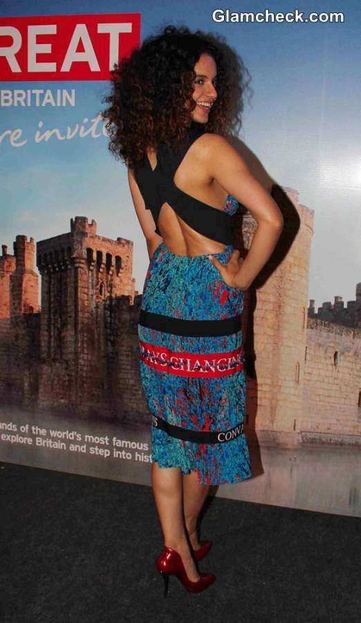 Kangana Ranaut at Bollywood in Britain App Launch