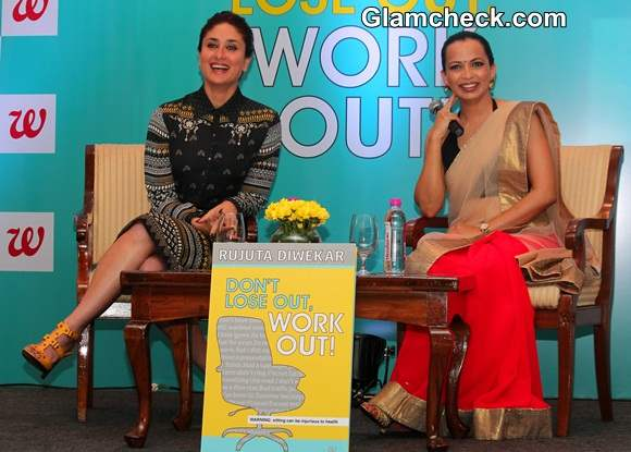 Kareena Kapoor at Dont Lost Out Work Out Book Launch
