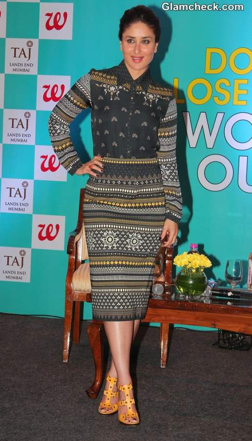 Kareena Kapoor in Tarun Tahiliani Dress