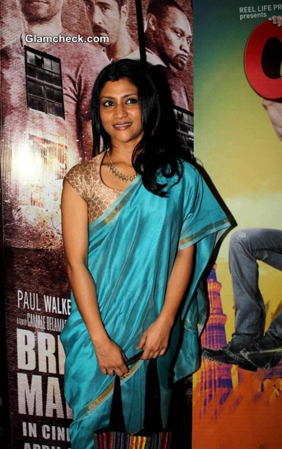 Konkona Sen at Ankhon Dekhi Special Screening
