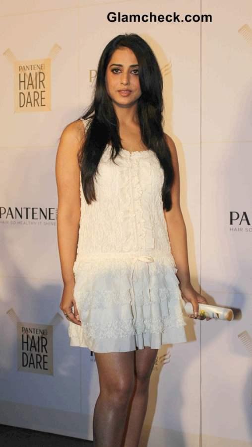 Mahi Gill Pantene Brand Ambassador